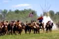 Victory of American Indians at Battle of the Little Bighorn